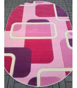Atlanta 0025 Pink овал