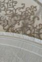 Ковер Odesa 0115cd ivory-beige круг