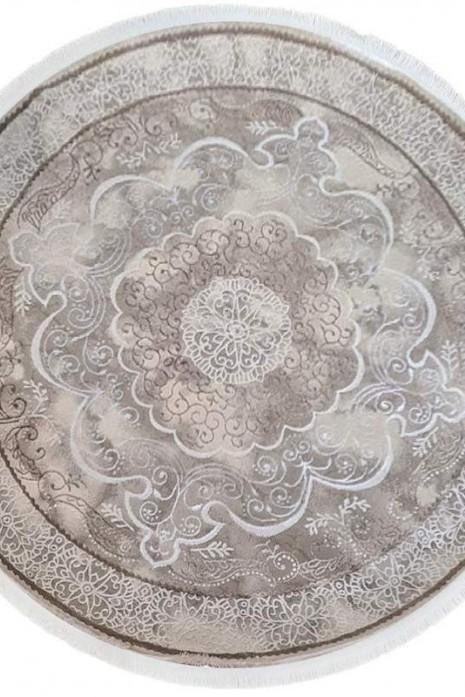 Ковер Odesa 01289c cream-l.beige круг