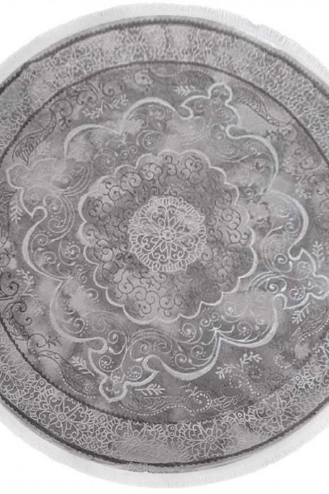 Ковер Odesa 01289c cream-l.grey круг