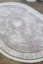 Ковер Odesa 01289c cream-l.grey овал