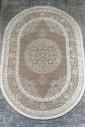 Ковер Odesa 01590d ivory-brown овал