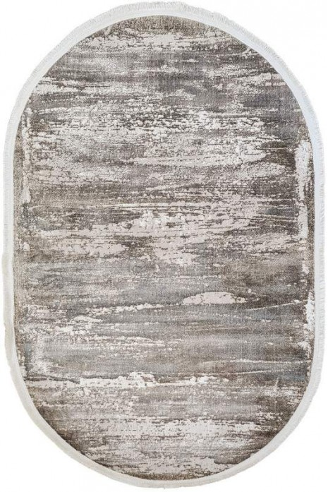 Ковер Sedef 0008b-beige-grey овал