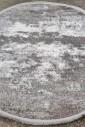 Ковер Sedef 0015b-grey-deb овал