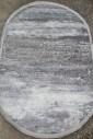 Ковер Sedef 0017b-grey-deb овал