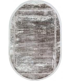 Sedef 0018b-beige-grey овал