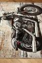 Kolibri 11126-190 ковер с мотоциклом