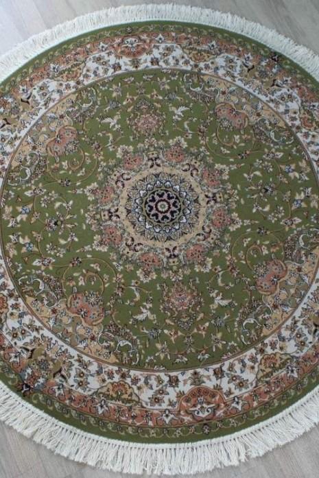 Ковер Shah Kar Y009-8070 круг