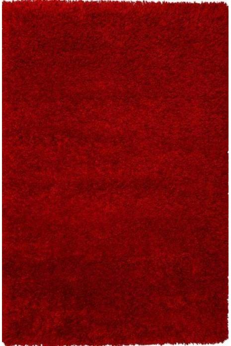 Ковер Super Shaggy 6500-12 ярко-красный
