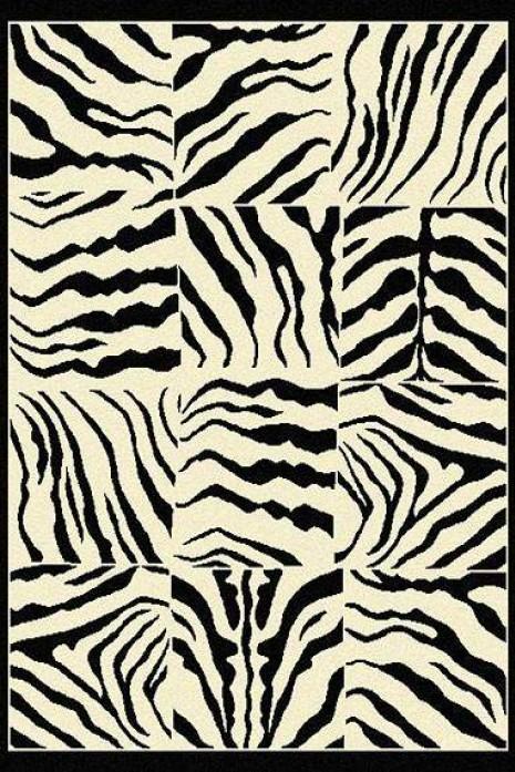 Afrika 4261-90 ковер шкура зебры