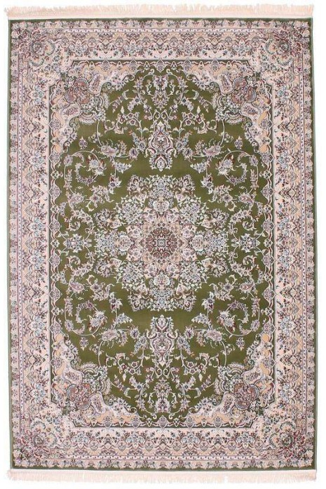 Esfehan 5978a green-ivory