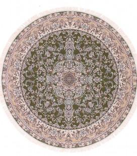 Esfehan 5978a green-ivory круг
