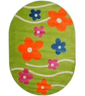 Fulya 8947a green овал