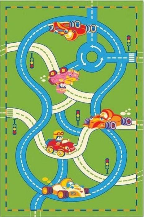 Kids 1180-44944 ковер с дорогами