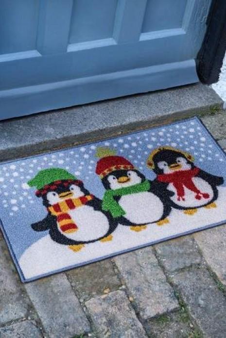 Ковер Taba 117 Веселые пингвины