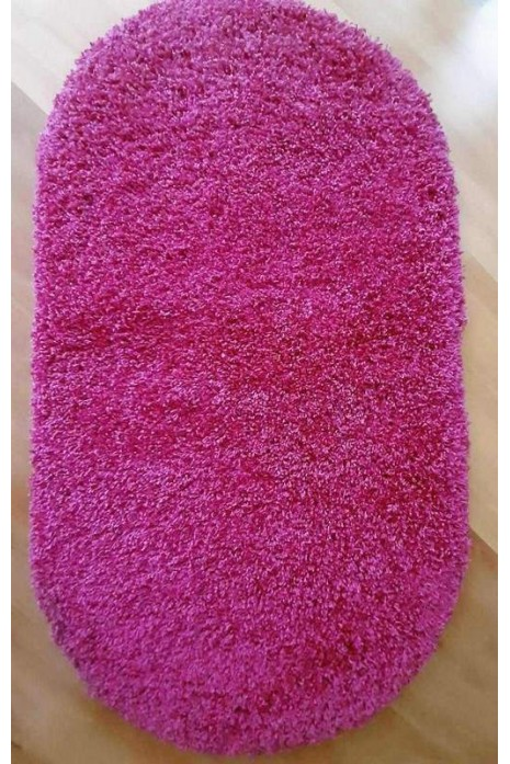 Ковер Loca 6365 pink овал