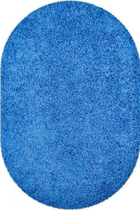 Ковер Loca 6365 blue овал