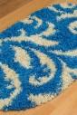 Loca 9161 blue овал