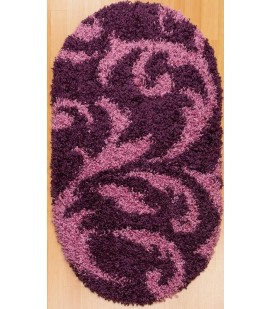 Loca 9161 d.purple овал