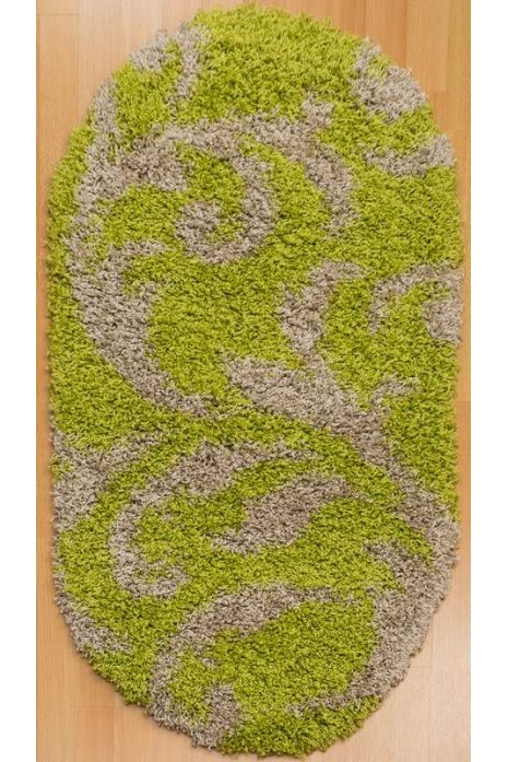 Loca 9161 l.green овал
