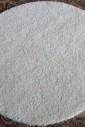 Ковер Loca 6365 white круг
