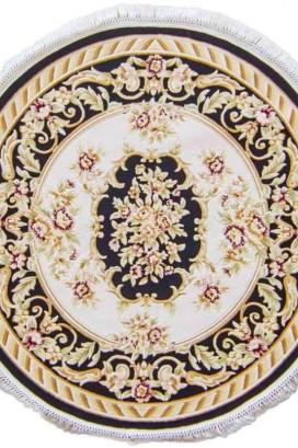 Zarina 2684a cream-navy круг
