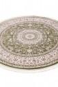 Ковер Esfehan 4878a green-ivory круг