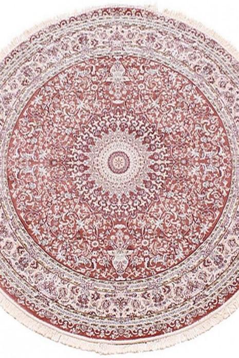 Ковер Esfehan 4996a rose-ivory круг