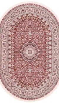 Esfehan 4996a rose-ivory овал