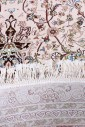 Ковер Esfehan 4996a ivory-d.red овал