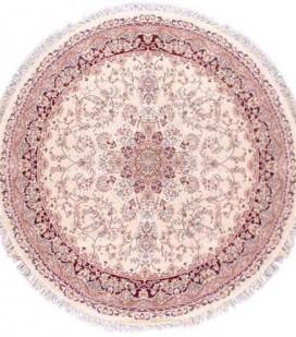 Esfehan 5978a ivory-d.red круг