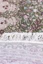 Esfehan 4996a green-ivory овал