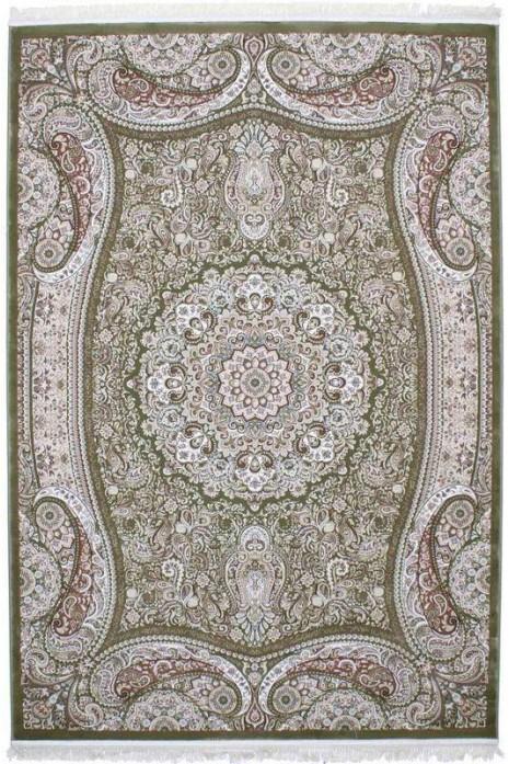 Esfehan 9648a green-ivory