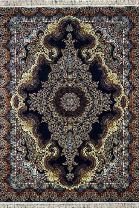 Ковер Farsi 96dbl dark blue