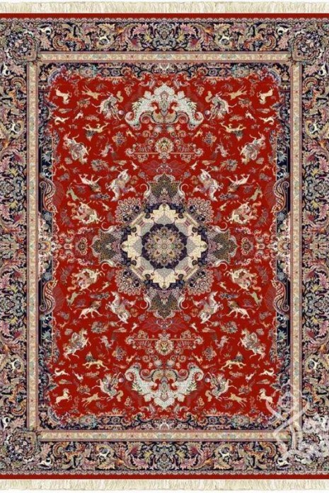 Ковер Farsi 99r red