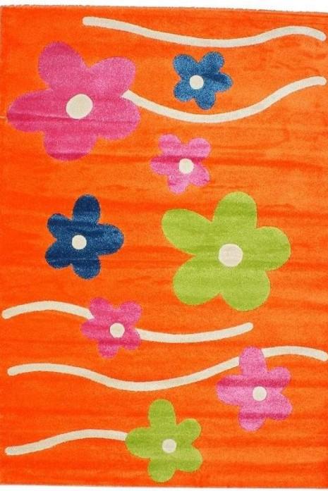 Fulya 8947a orange дорожка на отрез
