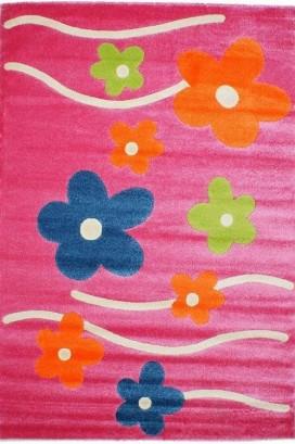 Fulya 8947a pink дорожка