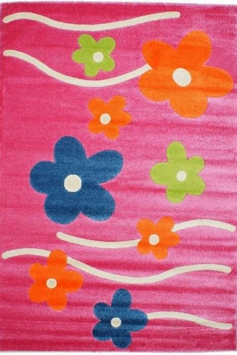 Fulya 8947a pink дорожка на отрез