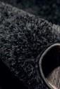 Ковер Puffy 4b S001A black овал