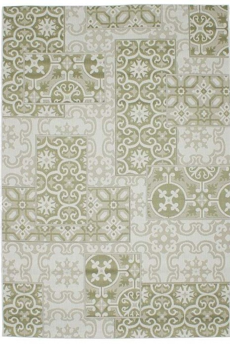 Cottage 5474 wool-olive green