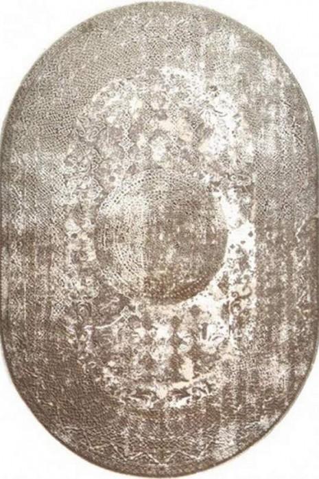 Ковер Vals w2328 c.beige-d.beige овал