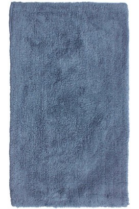 Bath Mat 16286a blue