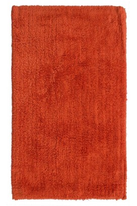 Bath Mat 16286a orange