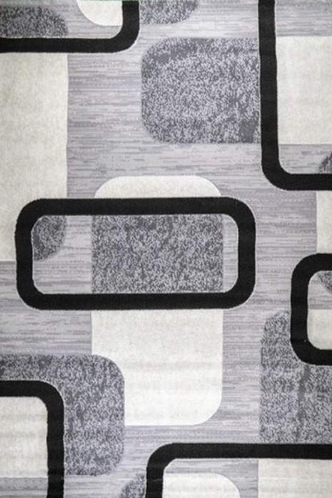 Almira 4123 yellow-grey дорожка