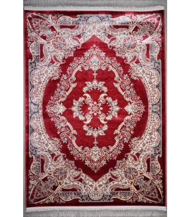 Bamboo 4589a red-red