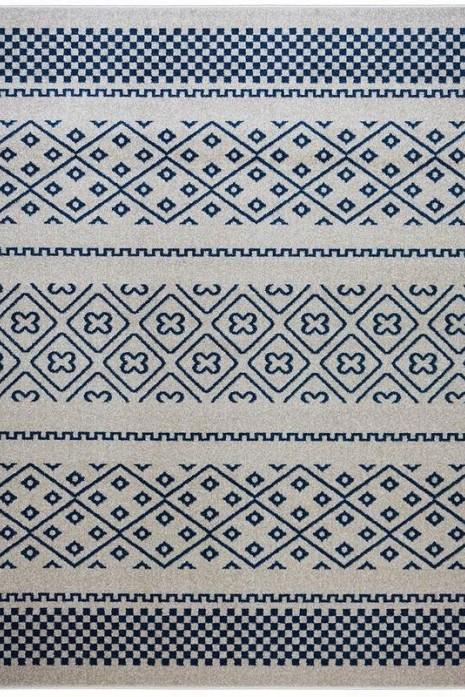 Ковер Cosi 78151 ivory-blue