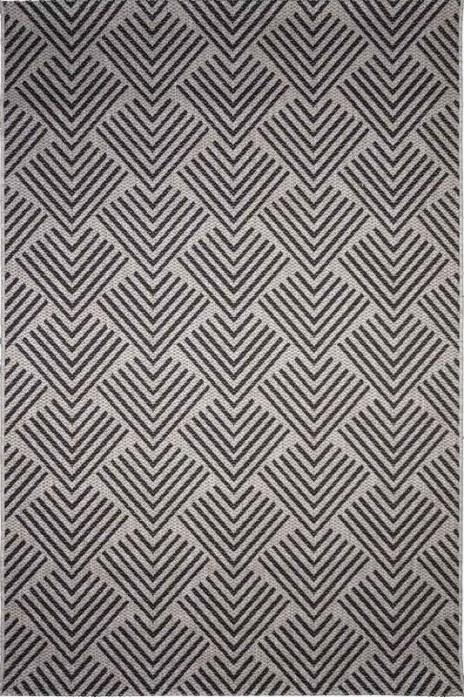 Ковер Devos-Caby Natura 20575 Silver-Black