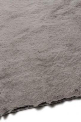 Rabbit fur light grey tpr