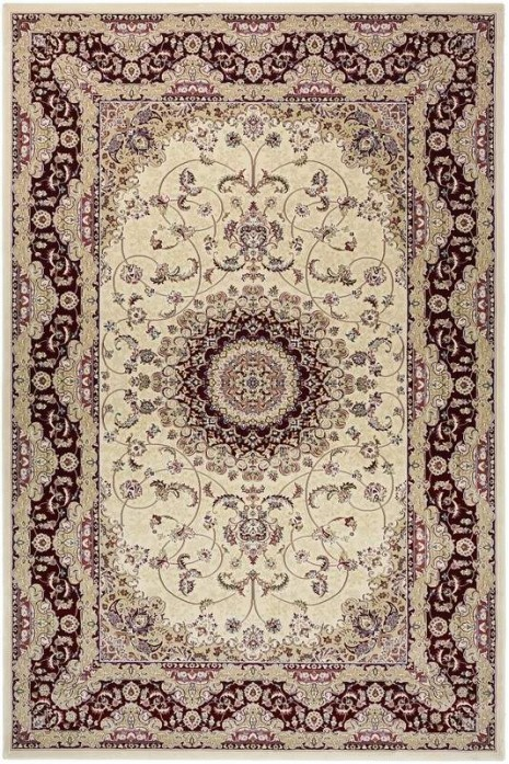 Royal Esfahan-1.5 2194B cream-red