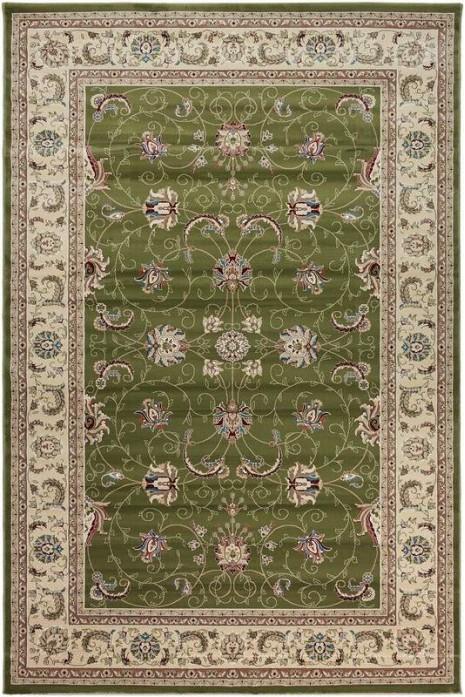 Royal Esfahan-1 2117A green-cream